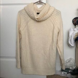 Forever 21 oversized cowlneck sweater